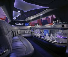 5 Things You'd Never Expect to Find in a Limo