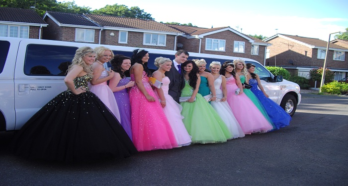 School Prom Limo Hire Prom Limos Limos North West