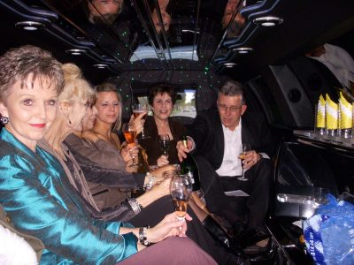 60th birthday limo hire